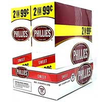 Phillies Cigarillos Sweet 30ct