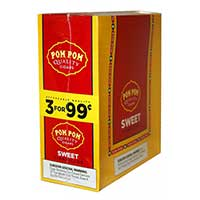 Pom Pom Cigarillos Sweet 15ct
