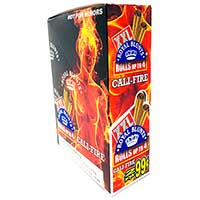 Royal Blunts XXL Cigar Wraps Cali Fire 25 2 Packs