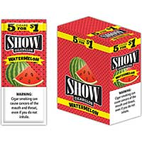 Show Cigarillos Watermelon 15 5pks