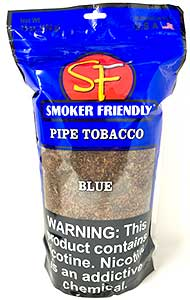 Smoker Friendly Pipe Tobacco Blue 16oz