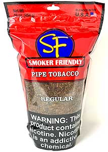 Smoker Friendly Regular 16oz Pipe Tobacco