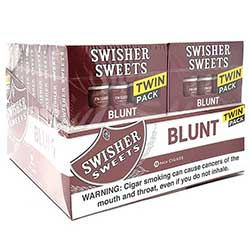 Swisher Sweets Blunt Twin Pack
