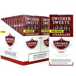 Swisher Sweets Cigarillos 20 5pks