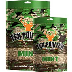 Ten Pointer Menthol 16oz Pipe Tobacco