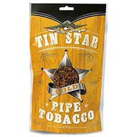 Tin Star Gold 8oz Pipe Tobacco