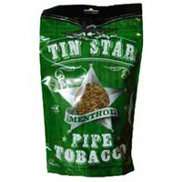 Tin Star Menthol 8oz Pipe Tobacco