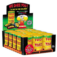 Toxic Waste Sour Candy Drums 12ct Box