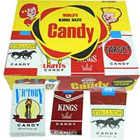 Candy Cigarettes 24CT Box