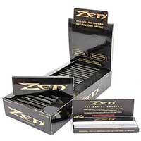 Zen 1.25 Rolling Papers 25ct Box