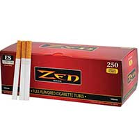 Zen Cigarette Tubes Full Flavor 100 250ct Box