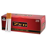 Zen Cigarette Tubes Full Flavor 250ct Box