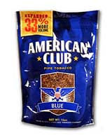 American Club Blue 16oz Pipe Tobacco