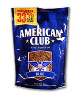 American Club Blue 6oz Pipe Tobacco