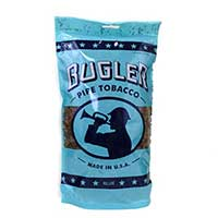 Bugler Pipe Tobacco Blue 10oz Bag
