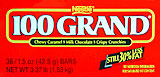 100 Grand Bar 36CT Box