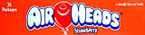 Air Heads Strawberry 36 ct.