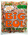 Alberts Big Bol Candy Coated Bubble Gum 240ct
