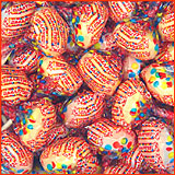 Smarties Wrapped Double Lollies 1lb