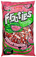 TOOTSIE FROOTIES WATERMELON 360CT BAG