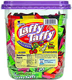 Laffy Taffy Assorted 145 ct