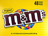 MandM Peanut 48CT Box