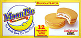 Moon Pie Banana Flavored 12ct. box