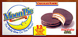Moon Pie Chocolate Flavor 12 count box