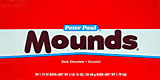 Mounds Dark Chocolate 36CT