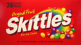 Skittles Original 36CT Box