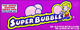 Super Bubble Grape Flavor Bubble Gum 300ct