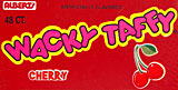 Alberts Wacky Taffy Cherry 48ct.