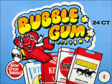 Worlds Bubble Gum Cigarettes 24ct