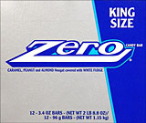 Zero King Size 12CT Box