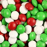 Christmas Chocolate Gems 1lb