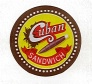 Cuban Sandwich Cazador Natural