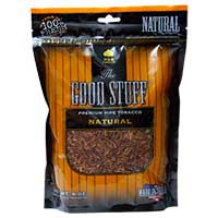 Good Stuff Natural Pipe Tobacco 16oz