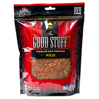 Good Stuff Red Pipe Tobacco 16oz