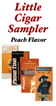 Little Cigar Sampler Carton Peach