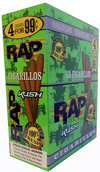 Rap Cigarillos Kush 4 $0.99 15ct Box