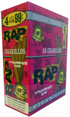 Rap Cigarillos Strawberry Kiwi 15ct Box