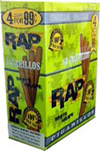 Rap Cigarillos White Grape 15ct Box