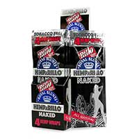 Royal Blunts Hemparillo Rillo Naked 15 4pks