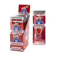 Royal Blunts Hemparillo Rillo Strawberry 15 4pks
