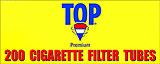 Top Cigarette Filter Tubes 200ct