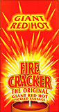 Penrose Fire Cracker Giant Red Hot Sausage 15 1.7oz