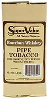 Super Value Bourbon Whiskey Pipe Tobacco 6 Pack