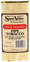 Super Value Cherry Cavendish Pipe Tobacco 6 Pack