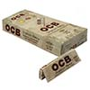 OCB Organic Hemp Single Wide Rolling Papers 24ct