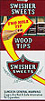 Swisher Sweets Wood Tip 10 5pks